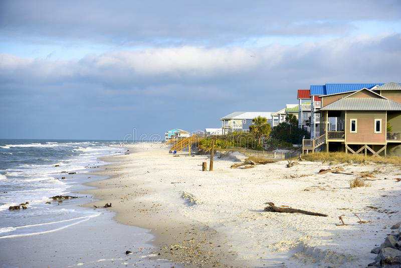 Apalachicola, Florida, USA royalty free stock photography