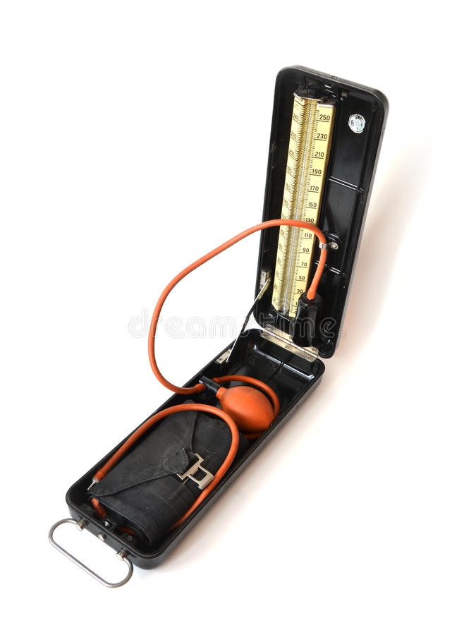 aparata ciśnienie krwi zdjęcia stock