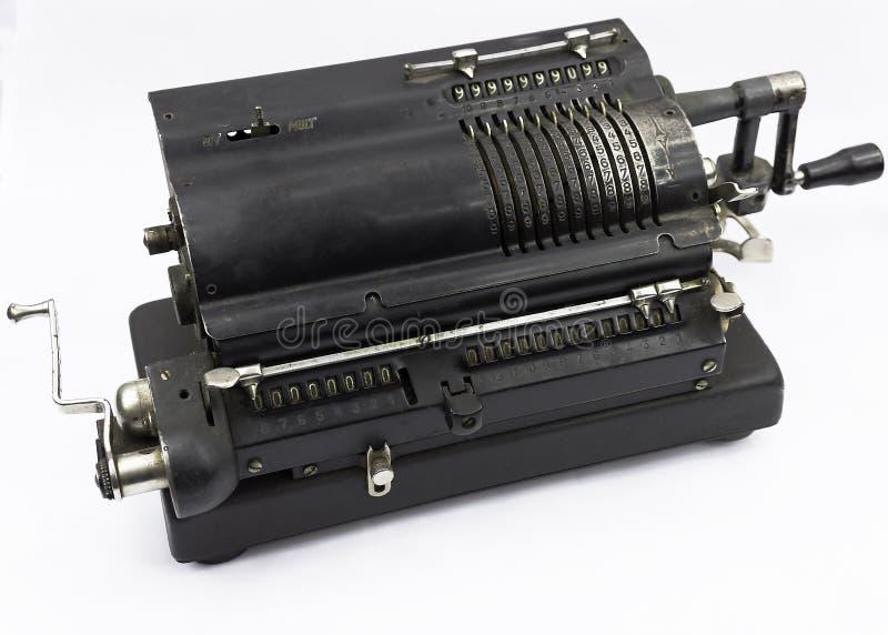 Máquina foliadora foto de archivo libre de regalías