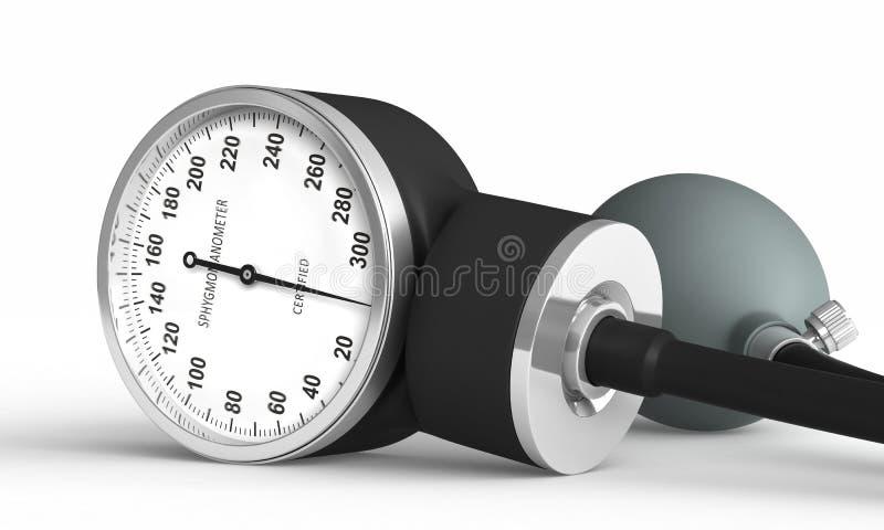 La presión arterial es 160 sobre 60