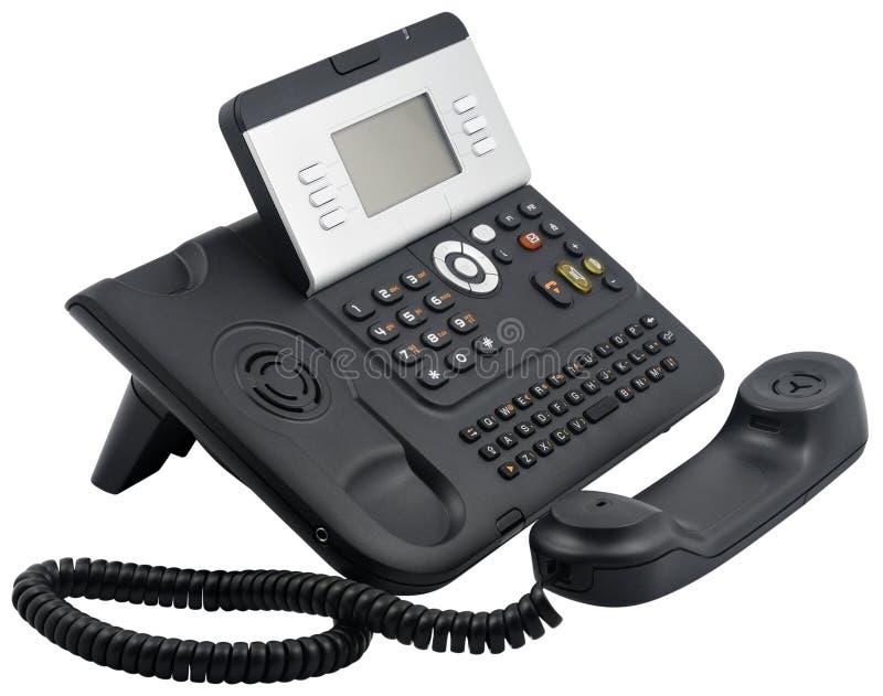 Aparato de tel fono de la oficina 6 claves suaves off for La oficina telefono