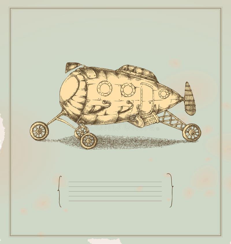 Aparato del transporte libre illustration