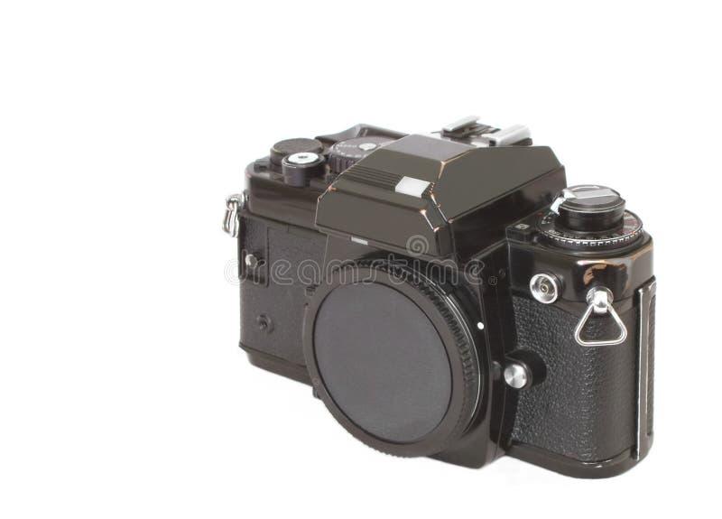 aparaty fotograficzne 2 slr roczne zdjęcia royalty free