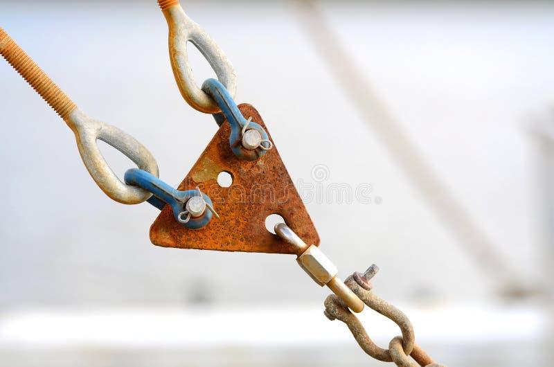 Download Aparejo foto de archivo. Imagen de cable, océano, dedal - 42435648