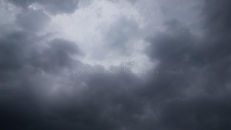 Aparição escura! imagens de stock
