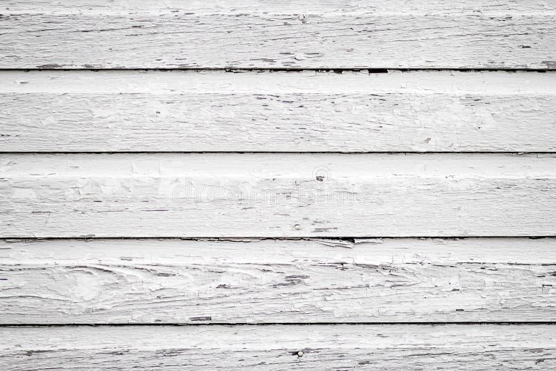 Apartadero de madera blanco imágenes de archivo libres de regalías