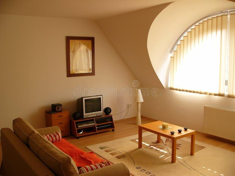 Apartamento 9 foto de archivo libre de regalías