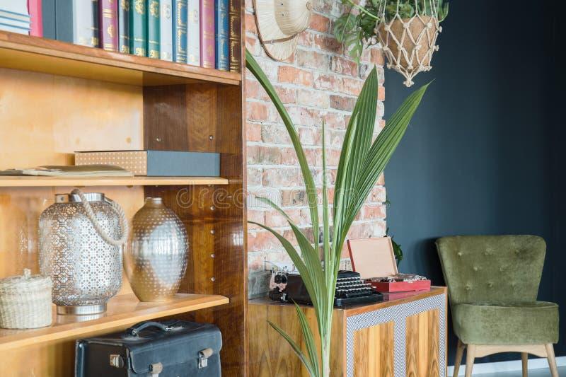 Apartamento con diseño elegante fotografía de archivo
