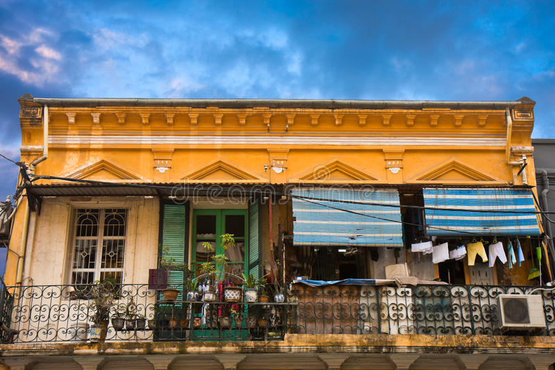Apartamento De Hanoi Fotos de Stock Royalty Free
