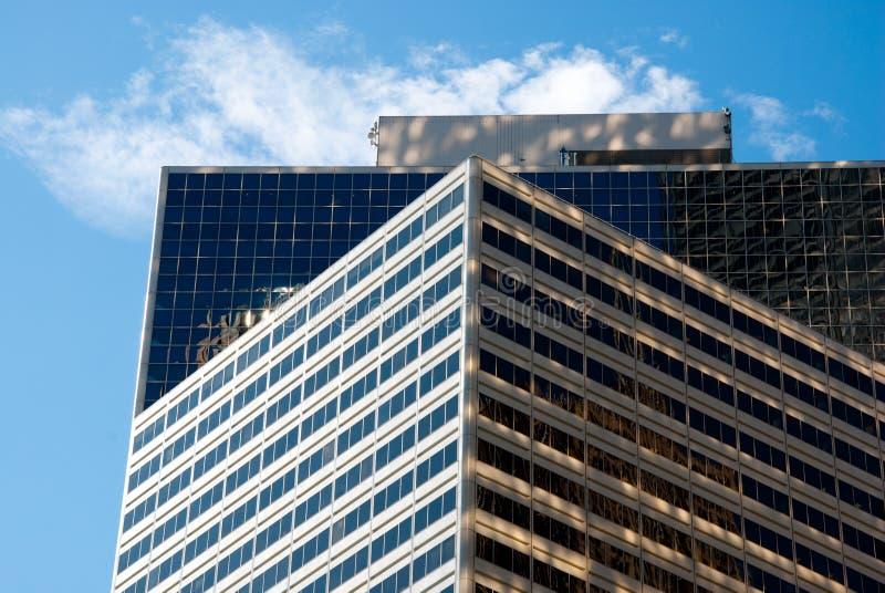 Apartamento de luxe no céu imagens de stock