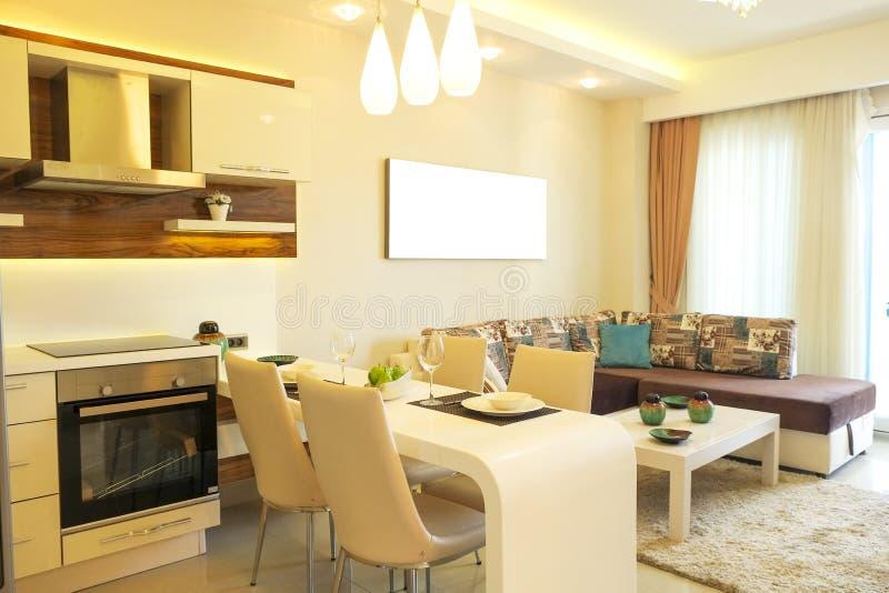 Apartamento Hermoso Con Diseño Interior Moderno Minimalistic Simple ...
