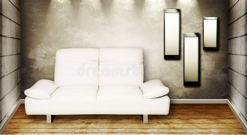 Apartamento luxuoso fotografia de stock royalty free