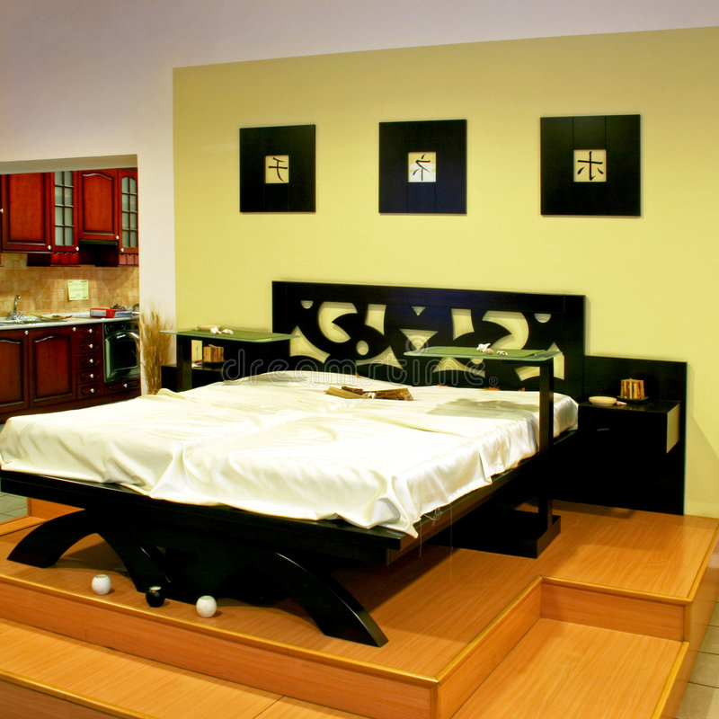 Apartamento oriental fotos de stock royalty free