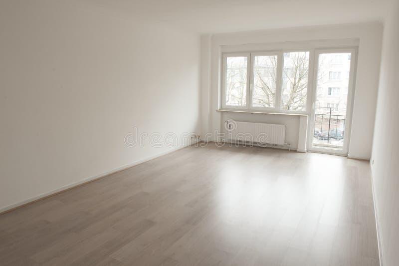 Apartamento vazio com cores macias foto de stock royalty free