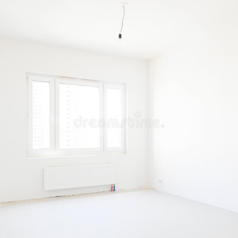 Apartamento vazio novo foto de stock royalty free