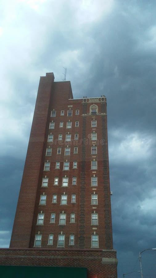 Apartamentos de Aldridge imágenes de archivo libres de regalías