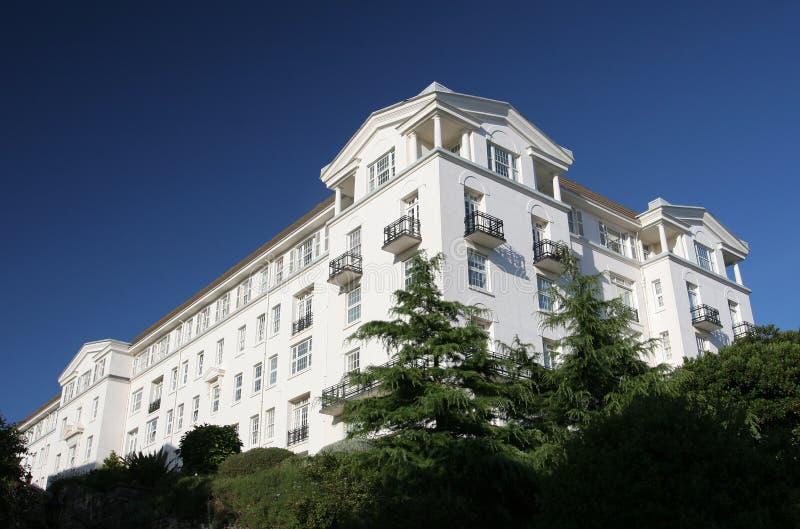 Apartamentos elegantes imagem de stock