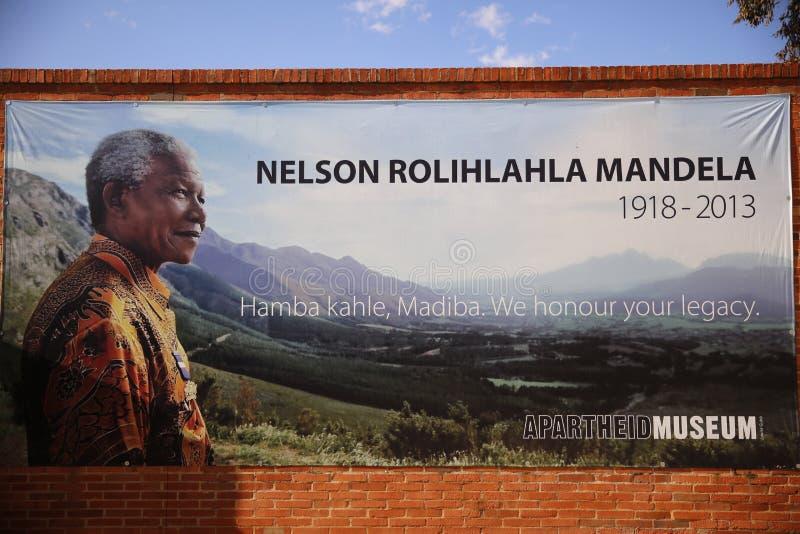 Apartheid Museum. In South Africa stock photos