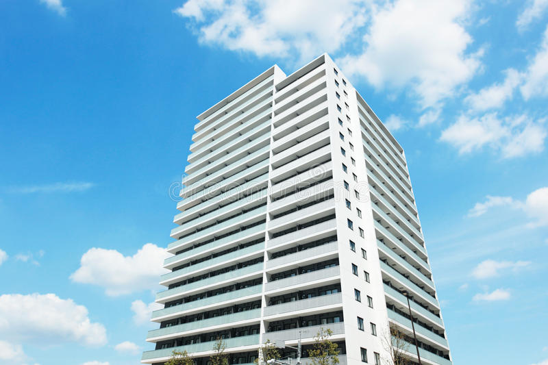 Download Apartment stock image. Image of image, facade, building - 26972935