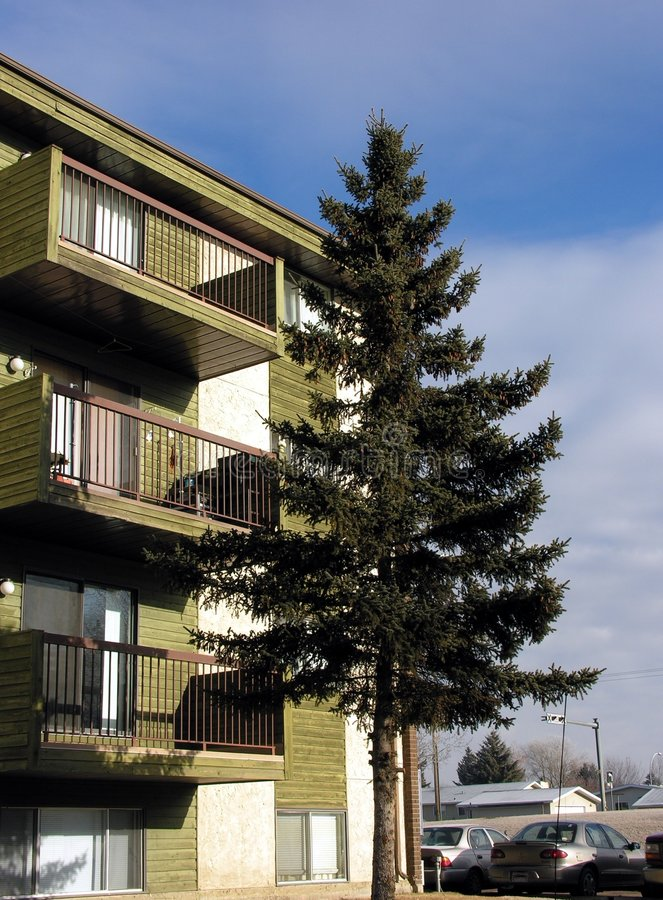 Download Apartment stock image. Image of dwelling, home, balcony - 514303