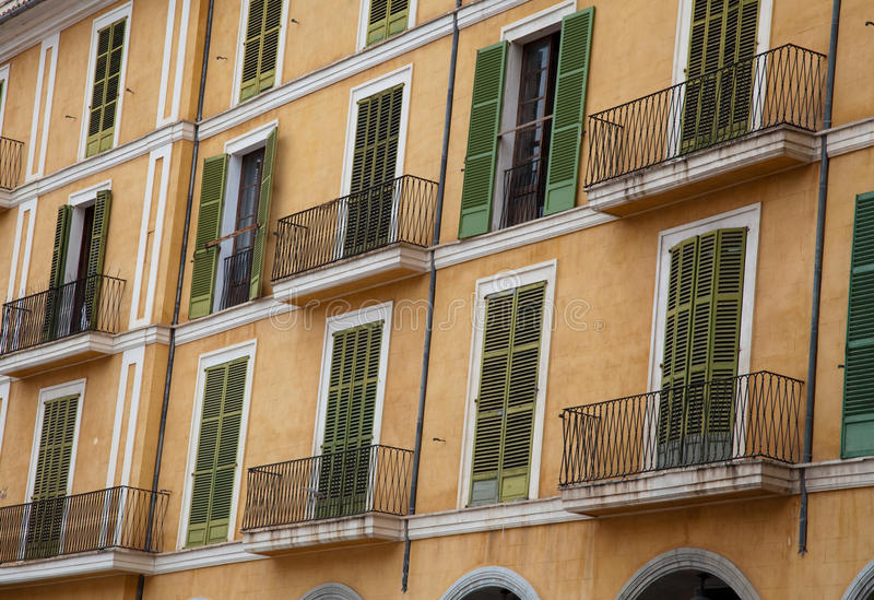 Download Apartment balconies stock image. Image of apartment, lanais - 16831129