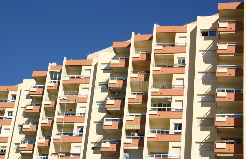 Download Apartment Block Royalty Free Stock Photos - Image: 581148