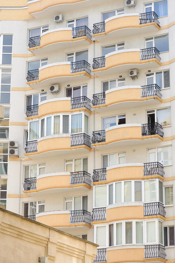 Download Apartment building stock photo. Image of living, property - 10251576