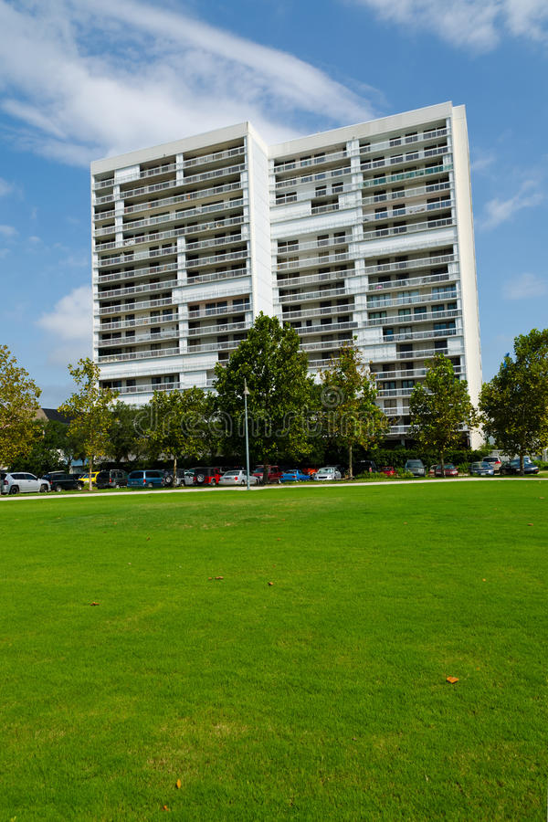 Download Apartment Building Royalty Free Stock Image - Image: 26190636