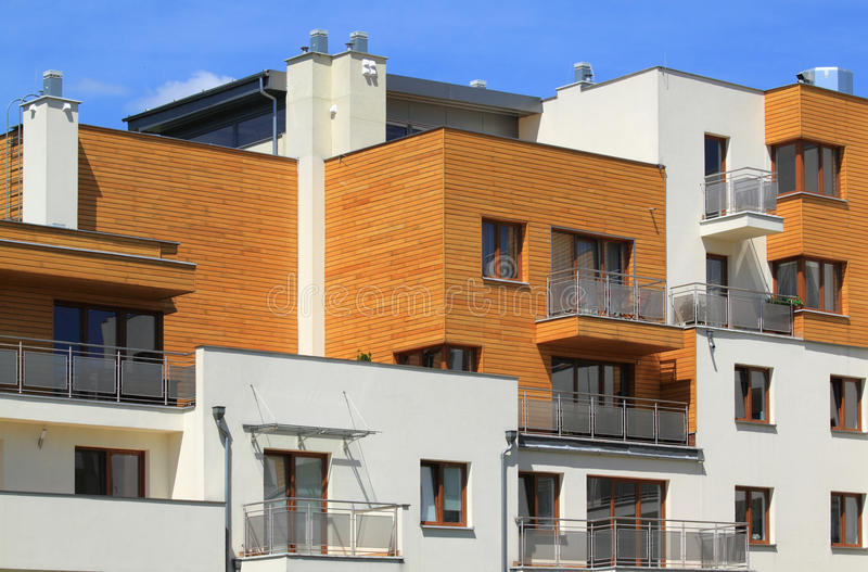 Download Apartment building stock image. Image of building, apartments - 26514339