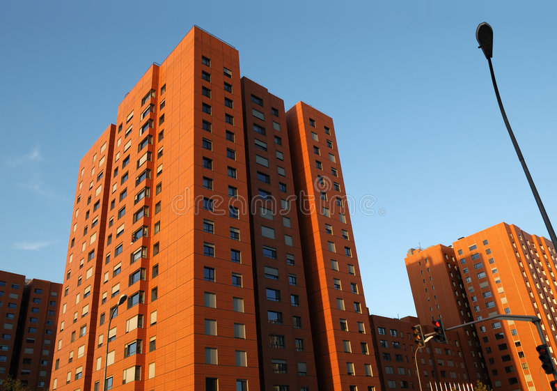 Download Apartment Building Royalty Free Stock Photo - Image: 3851475