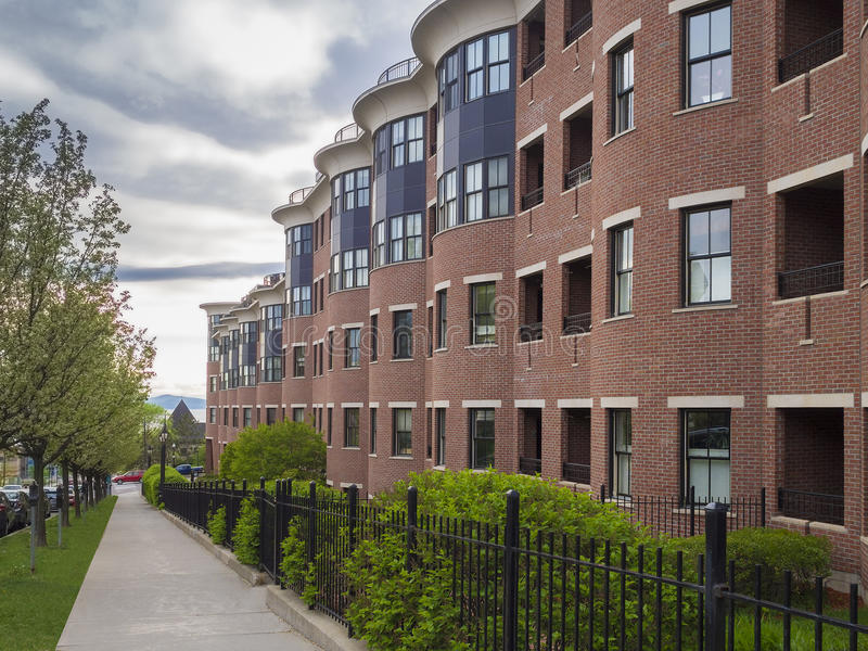 Download Apartment building stock photo. Image of high, construction - 31707414