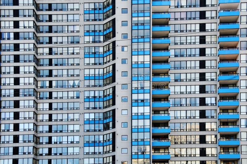 Apartment Building Density Royalty Free Stock Photo