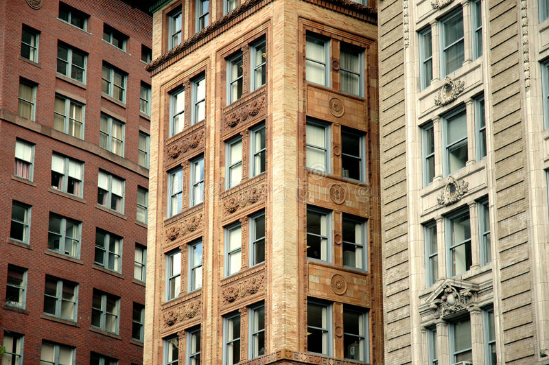 Download Apartment Buildings stock photo. Image of antique, corner - 800266