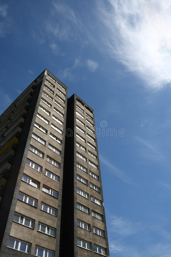 Download Apartment Buildings Exterior Stock Image - Image: 5187911