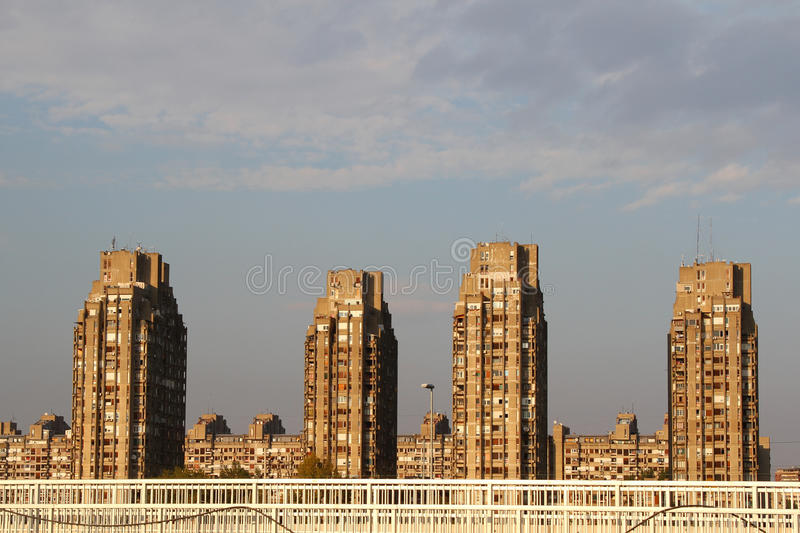 Download Apartment Buildings Stock Photo - Image: 34933030