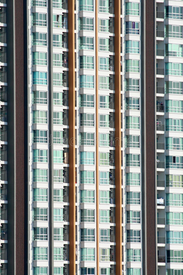 Download Apartment Condo Building Detail Background Stock Image - Image: 23656603