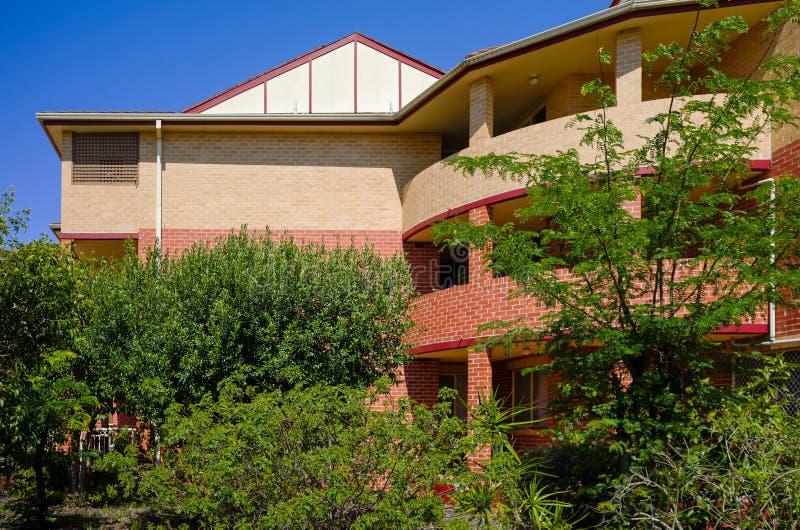 Apartmenthaus, Sydney Australia lizenzfreies stockfoto