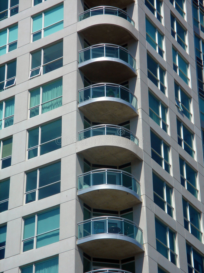 Apartments stock photos