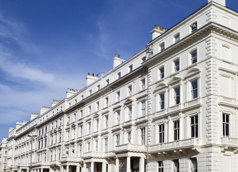 Download Apartments In Knightsbridge And Chelsea Stock Photo - Image: 18523342