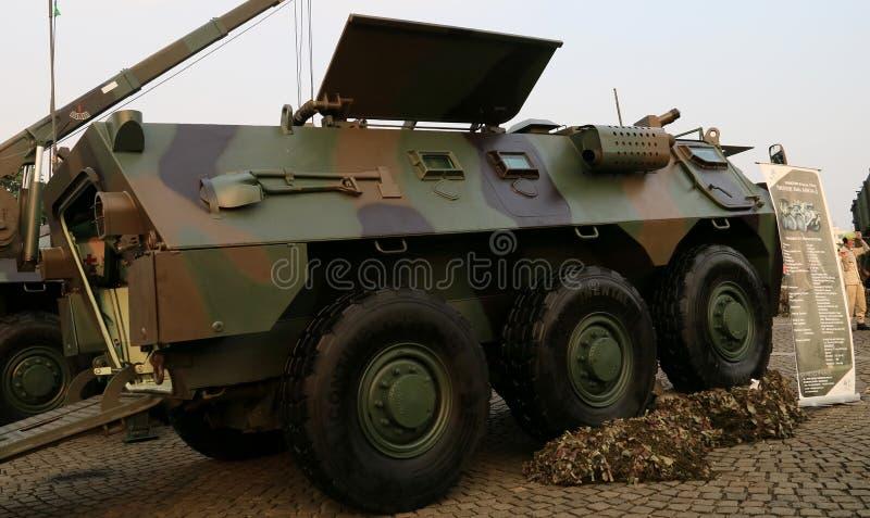 APC Τεθωρακισμένων Όχημα Μεταφοράς Προσωπικό Anoa 6x6 στοκ φωτογραφία