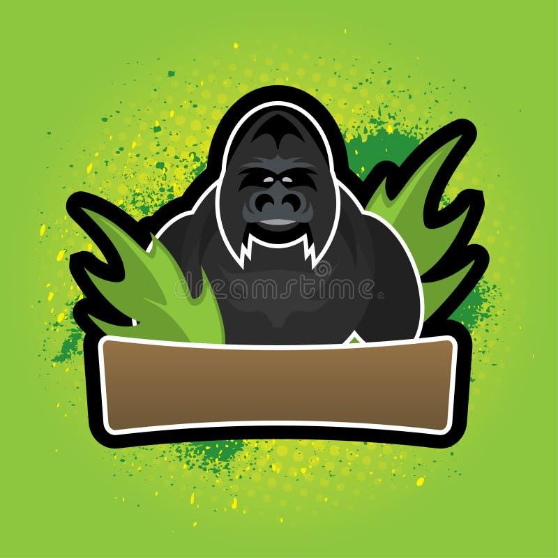 Free Ape Banner Stock Photos - 8060703