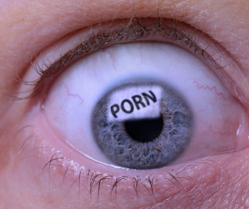 Apego da pornografia imagens de stock royalty free