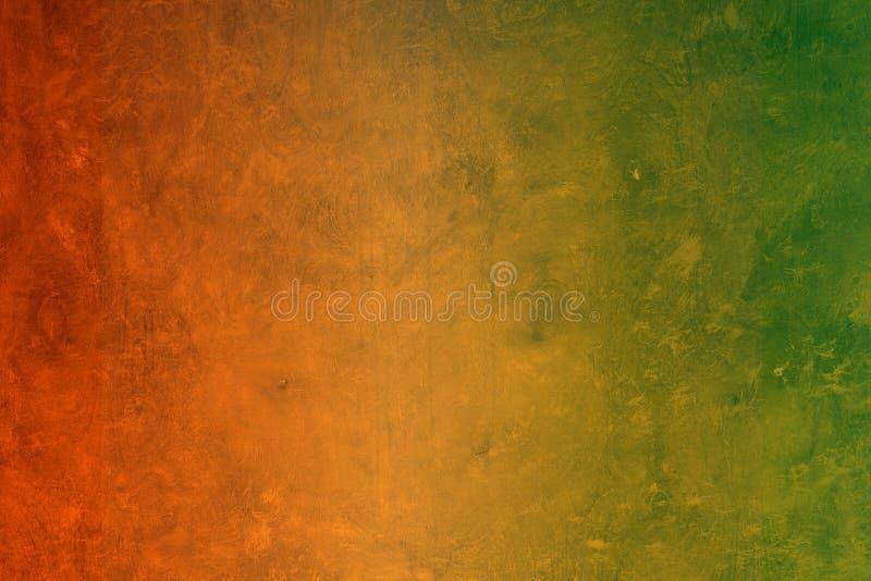 Apelsinen åldrades rund polerad väggtextur - fantastisk abstrakt fotobakgrund fotografering för bildbyråer