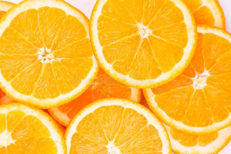 Orange bakgrund royaltyfri foto