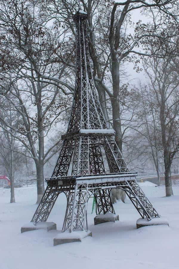 Apenas como Paris foto de stock