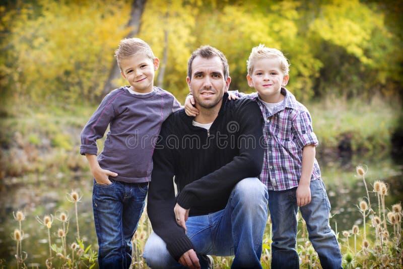 Apenas o retrato dos meninos fotografia de stock royalty free
