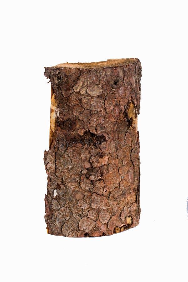 Apenas uma parte de madeira fotografia de stock