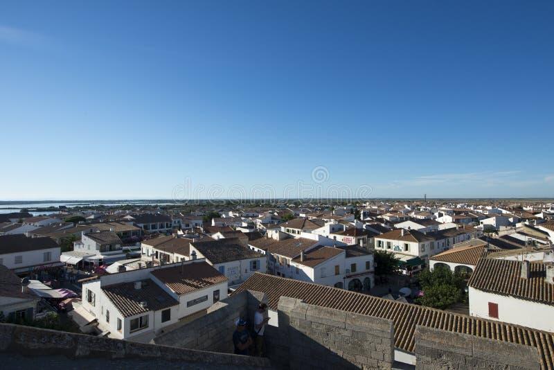 Download Aperçu De Saintes-Maries-de-la-Mer, France Photo stock éditorial - Image du service, france: 77161428