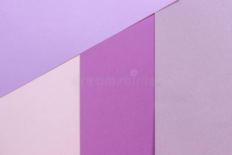 aper纹理背景,抽象几何样式 库存图片