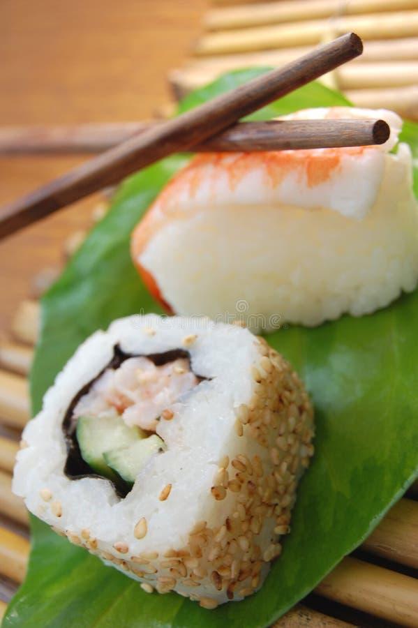 Aperitivo del sushi foto de archivo libre de regalías